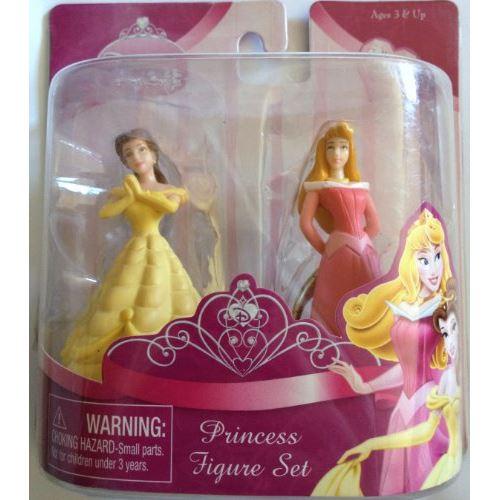 Ensemble de figurines Princesse Disney - Belle Belle au bois dormant