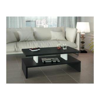 Basse Contemporain Table Style Noir 51 Satiné 97 Cm L After X CxdoeB
