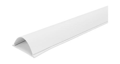 Cache-câble Temium TUA150W Blanc pour TV