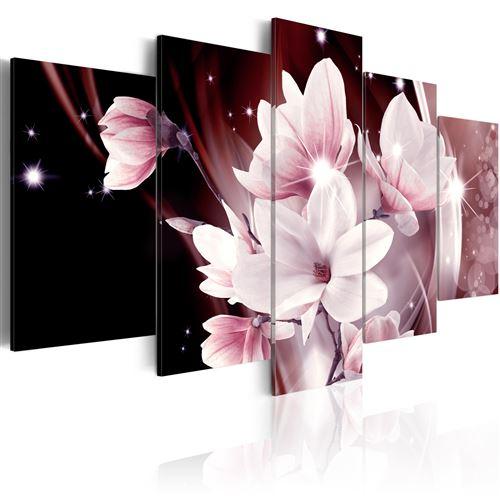 Tableau - Muse florale - Artgeist - 100x50