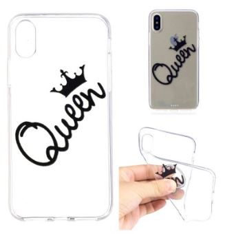 iphone x coque queen