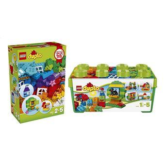 Calendrier Avent Duplo.Lego Duplo 10572 Boite Verte Tout En Un 10854 Ensemble De