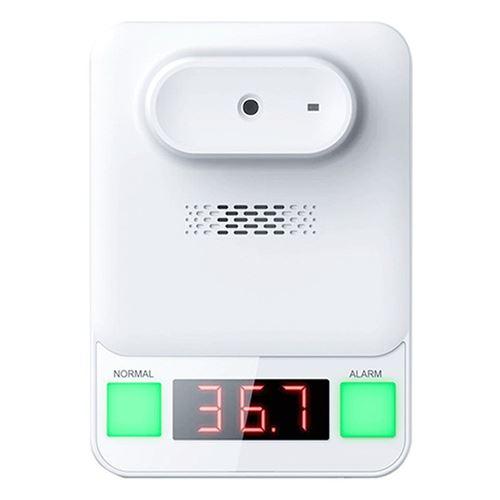 Thermomètre Mesure de température infrarouge sans contact - blanc
