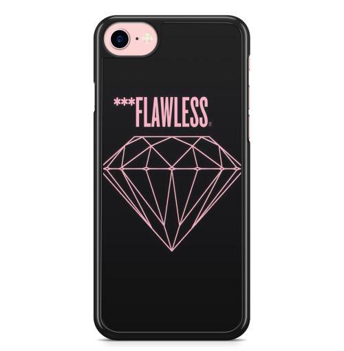 Coque Fifrelin pour iPhone 6 et iPhone 6S Flawless Diamant Diamond Rose
