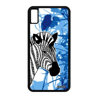 coque iphone xs max feuille