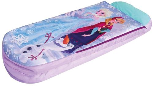 Worlds apart 865265 moderne lit dappoint disney la reine des neiges textile mauve 150 x 62 x 20 cm