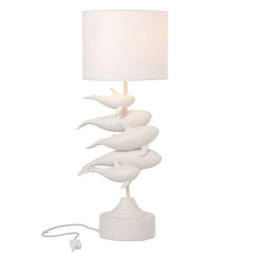 Grande Lampe Dauphins 60 cm
