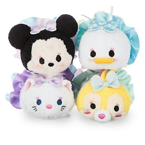 Ensemble en peluche habillée Tsum Tsum de Disney Minnie Mouse and Friends - Mini - 3 12