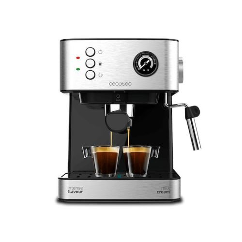 Café Express Arm Cecotec Power Espresso 20 Professionale 1,5 L Argenté Noir