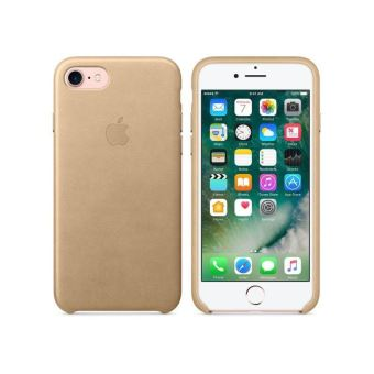 coque apple iphone 7 cuir