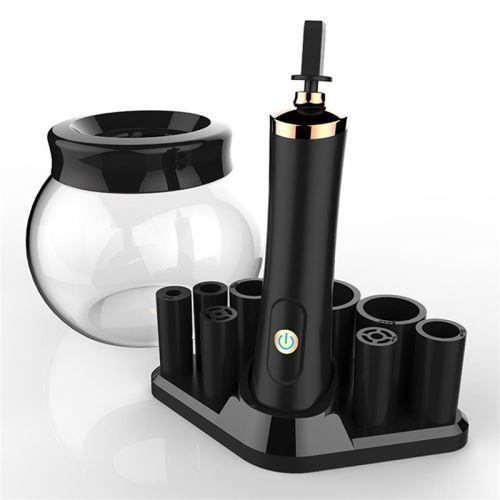 Épurateur nettoyant pour pinceau de maquillage électrique