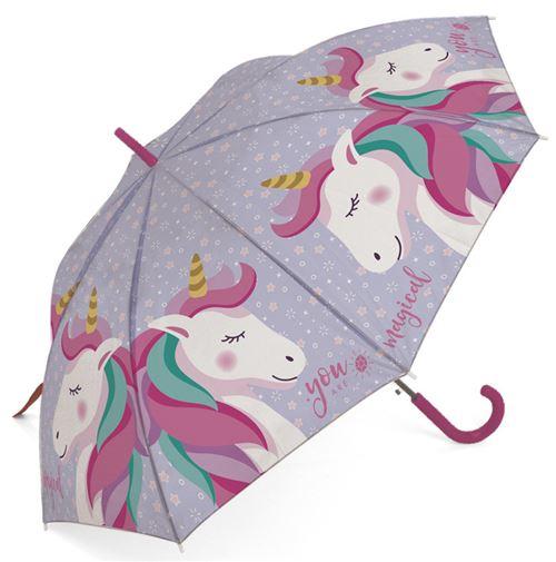 Arditex parapluie pour enfants Licorne filles 103 cm polyester