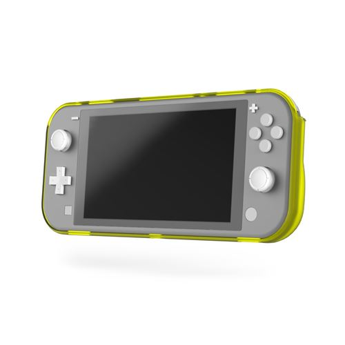Coque de protection pour Nintendo Switch Lite, jaune