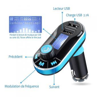 Kit bluetooth voiture iphone 7