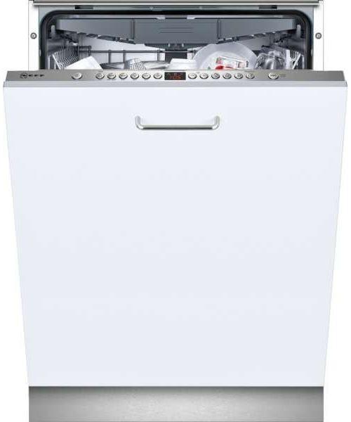 Neff S523K60X0E - Lave-vaisselle - intégrable - Niche - largeur : 60 cm - profondeur : 55 cm - hauteur : 86.5 cm