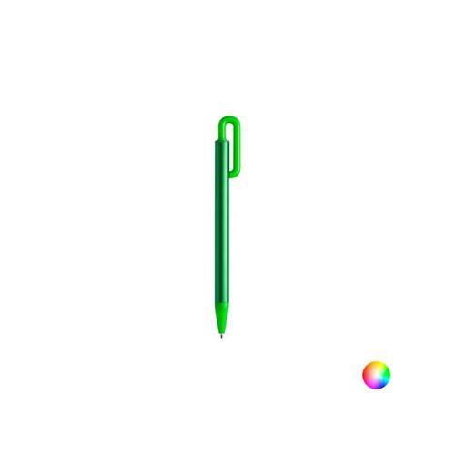 Stylo à bille brillant 146077 (Couleur Vert)
