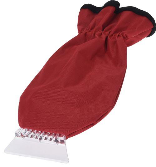 Premium Parts grattoir avec gant 32 cm rouge