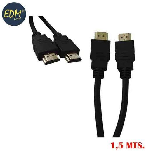 Connecteur HDMI haute vitesse 1.4 mâle 1,5 m