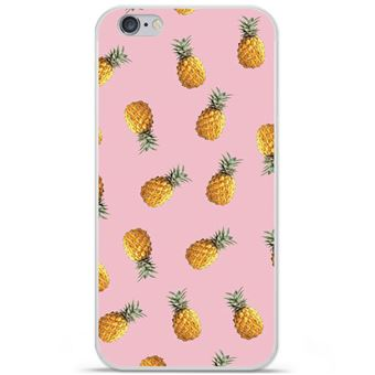coque silicone ananas iphone 7