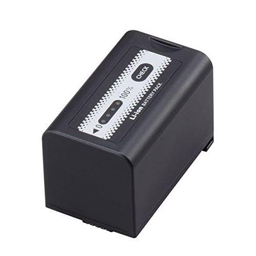 Li-ION 5900/mAh, 43/Wh, Lithium-ION Panasonic ag-vbr59e Lithium-ION /Rechargeable Batteries Li-ION , 7.28/V 5200/mAh 7.28/V Rechargeable Battery/