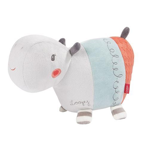 Fehn huggable hippopotame Loopy 26 cm