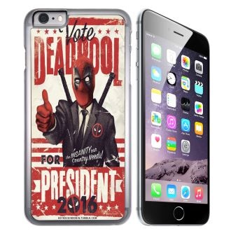 coque deadpool iphone 7
