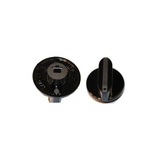 Manette noire pour plaque de cuisson sauter - 4088681