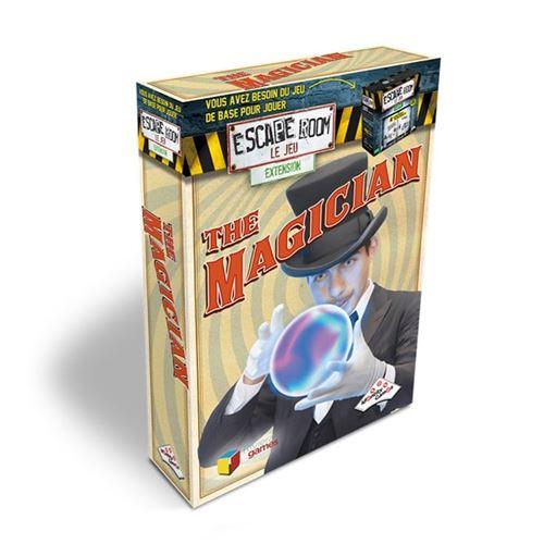 Jeu classique Escape Game Extension Le Magicien