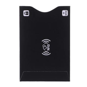 protection carte sans contact 25% sur VSHOP® Etui Carte Bancaire Anti Piratage   Anti RFID Anti