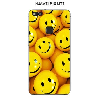 coque huawei p10 smiley