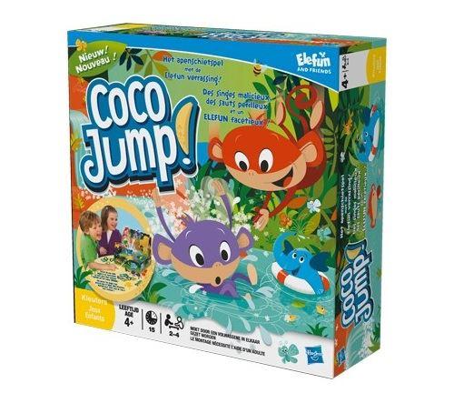 Hasbro - 269831970 - jeu de société - coco jump