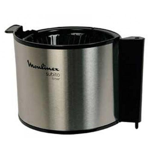 Porte-filtre + clapet pour cafetiere moulinex - f418032
