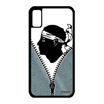 coque corse iphone x