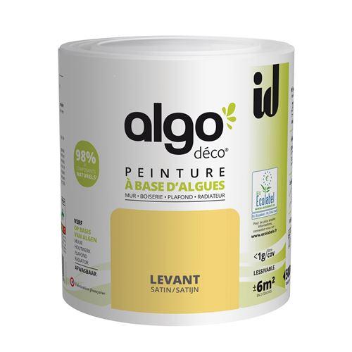Peinture à Base D'algues Algo Satin Levant 500ml