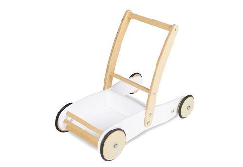 Pinolino ULI Chariot de marche Blanc