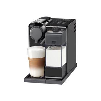 Machine Nespresso Lattissima Touch Noir EN560B-Delonghi