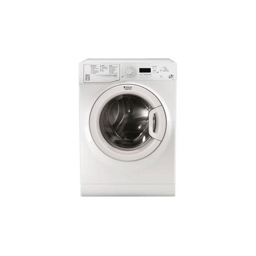 Hotpoint Ariston FUTURA EFMF 1043 FR - Machine à laver - indépendant - largeur : 59.5 cm - profondeur : 60.5 cm - hauteur : 85 cm - chargement frontal - 71 litres - 10 kg - 1400 tours/min - blanc
