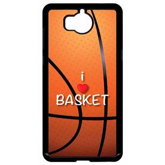 coque huawei basket