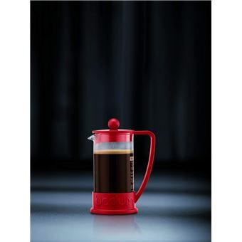 10938 Tasses À Cafetière Bodum 294 1 L Brazil Piston 8 Rouge wNy0OvnPm8