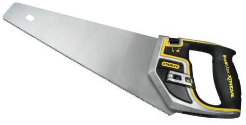 Scie Fatmax Pro STANLEY - Starter kit Instantchange - coupe fine 450 mm + débit 500 mm - 0-20-236