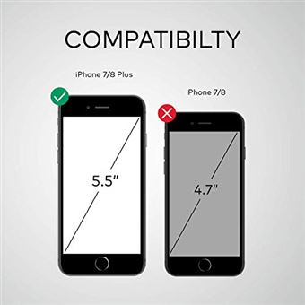 coque mod nx iphone 8 plus