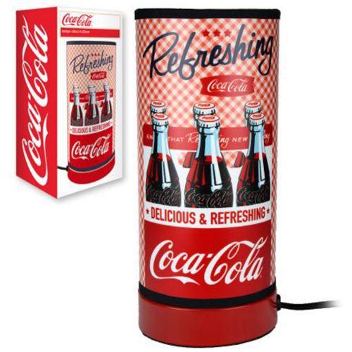 Petite lampe tube Coca cola