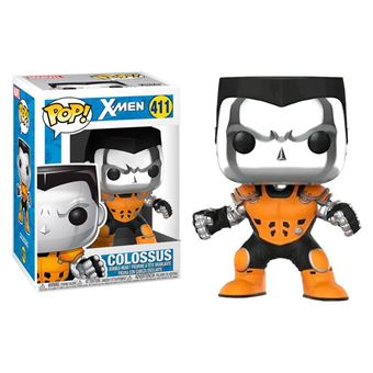Funko POP! Marvel X-Force Colossus Silver Chrome Exclusive