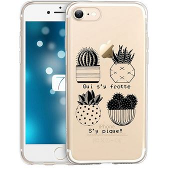 coque iphone 7 pique