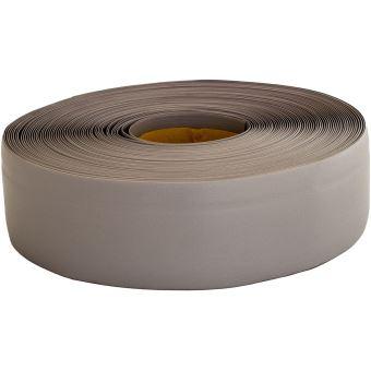 Plinthe Souple Pvc Gris Clair 50 Mm Adhesive Pliable Materiel De Construction Sol Achat Prix Fnac