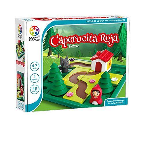 Smart Games caperucita Rouge