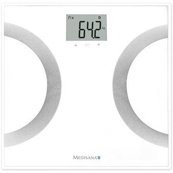 Medisana Lichaamsanalyse weegschaal BS 445 wit 180 kg 40441