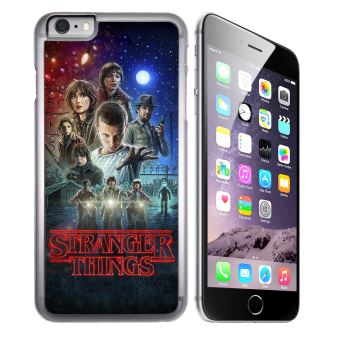 Coque pour iPhone 7 PLUS stranger things poster