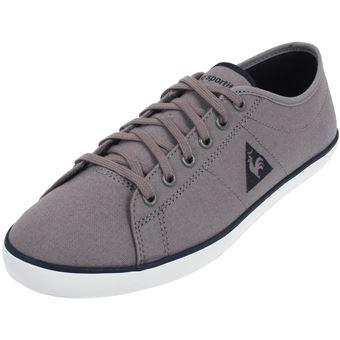 e03ebef38765 Chaussures basses toile Le coq sportif Slimset cvs gris Gris taille   45  réf   39267 - Bottes de sport - Achat   prix