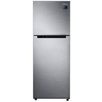 samsung réfrigérateur frigo double porte inox 300l a+ froid ventilé no  frost fresh zone